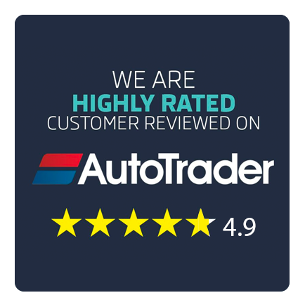 Highly Rated on Autotrader